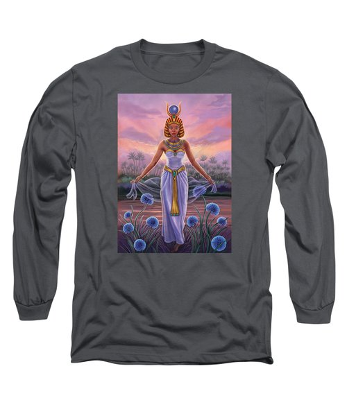 Agapanthus - Be Impeccable Long Sleeve T-Shirt