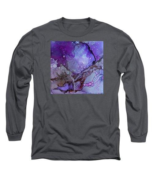 Agate Long Sleeve T-Shirt by Ruth Kamenev