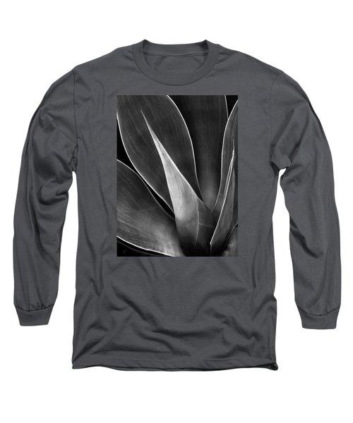 Agave No 3 Test Long Sleeve T-Shirt by Ben and Raisa Gertsberg