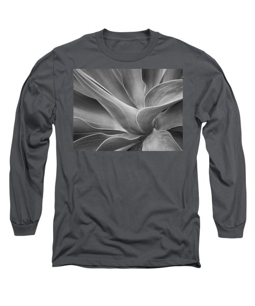 Agave Shadows And Light Long Sleeve T-Shirt