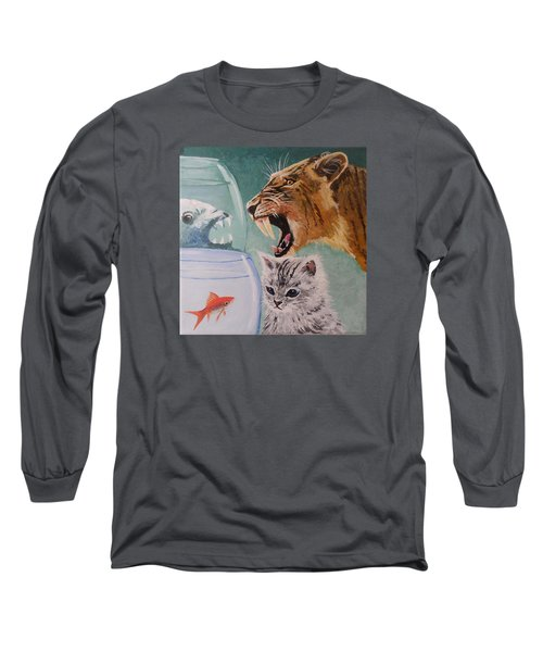 Age Old Conflict Long Sleeve T-Shirt
