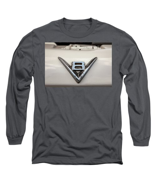 Aged V8 Long Sleeve T-Shirt