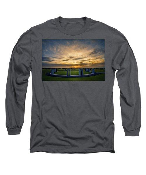 Aggie Bonfire Memorial Long Sleeve T-Shirt