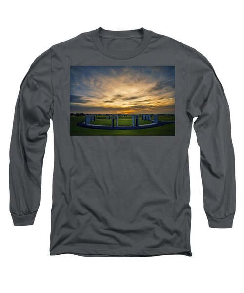 Aggie Bonfire Memorial Long Sleeve T-Shirt