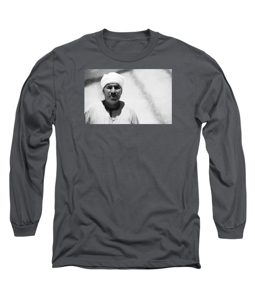 Long Sleeve T-Shirt featuring the photograph Ah It's You by Jez C Self