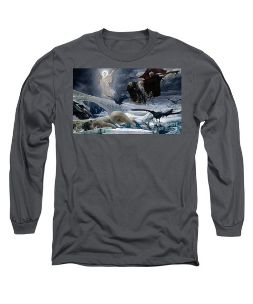 Ahasuerus At The End Of The World Long Sleeve T-Shirt