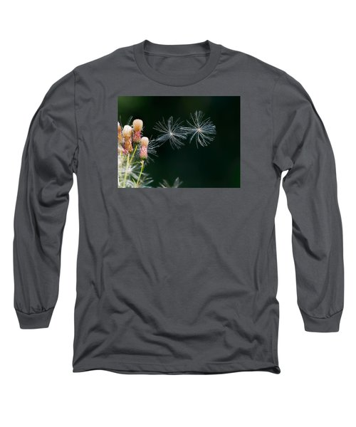 Long Sleeve T-Shirt featuring the photograph Air Dance by Leif Sohlman