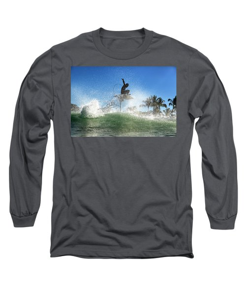 Air Show Long Sleeve T-Shirt