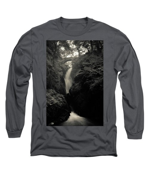 Aira Force - Black And White Long Sleeve T-Shirt