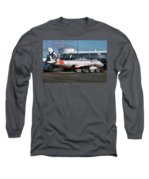 Airbus A320-232 Long Sleeve T-Shirt