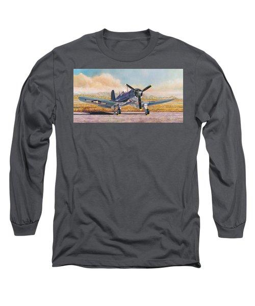 Airshow Corsair Long Sleeve T-Shirt