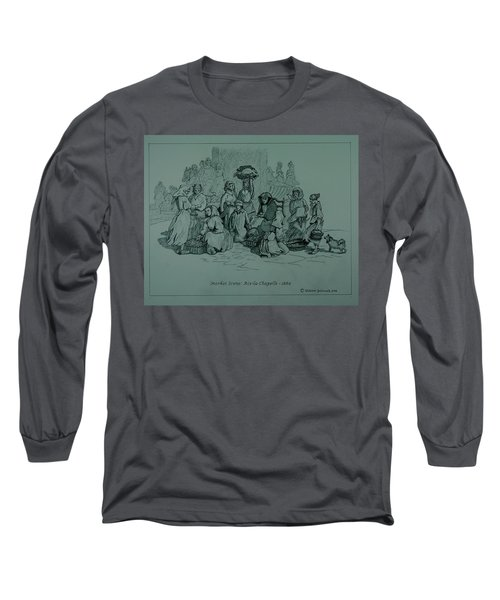 Aix-en-chapelle Long Sleeve T-Shirt