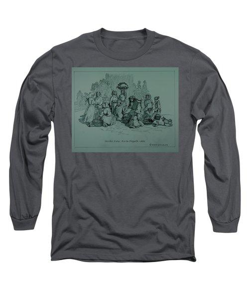 Aix-en-chapelle Long Sleeve T-Shirt