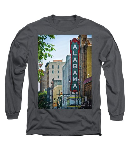 Alabama Theatre Long Sleeve T-Shirt