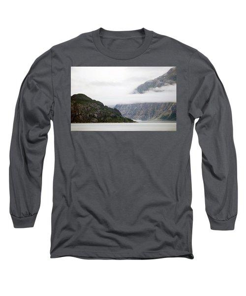 Alaskan Coast  Long Sleeve T-Shirt