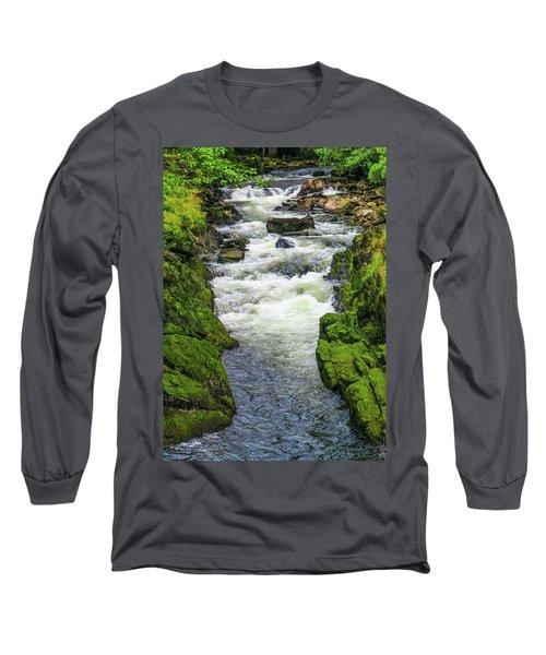 Alaskan Creek Long Sleeve T-Shirt