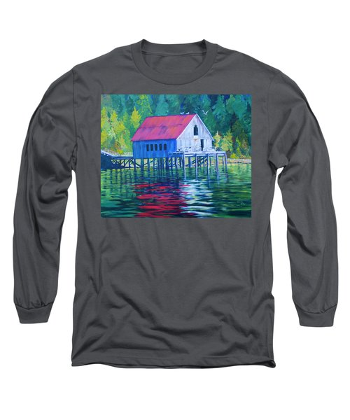 Alaskan Gear Shed Long Sleeve T-Shirt