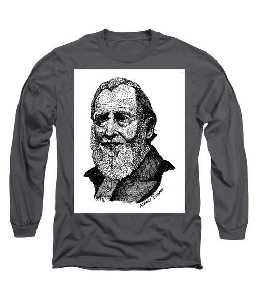 Albert Boone Long Sleeve T-Shirt