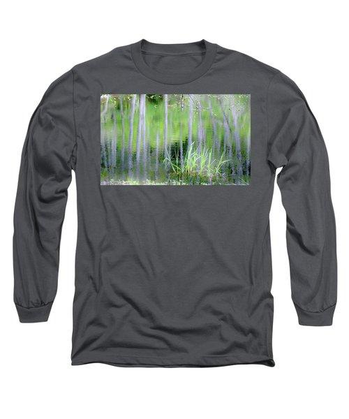 Alder Reflections Long Sleeve T-Shirt
