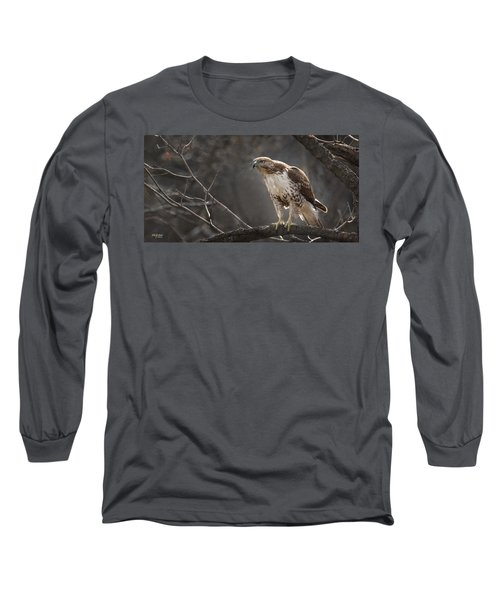 Alert And Ready Long Sleeve T-Shirt