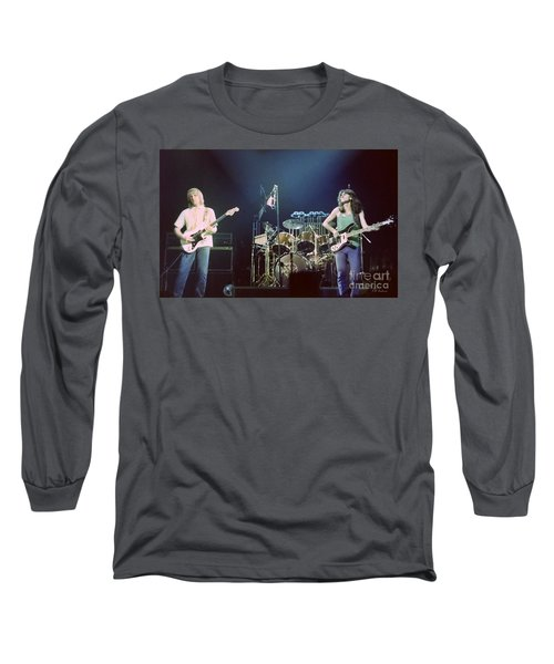 Alex Geddy And Neil Long Sleeve T-Shirt