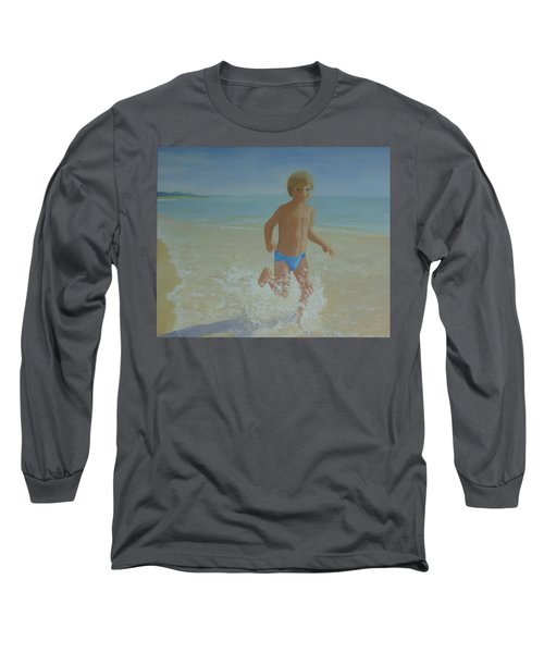 Alex On The Beach Long Sleeve T-Shirt
