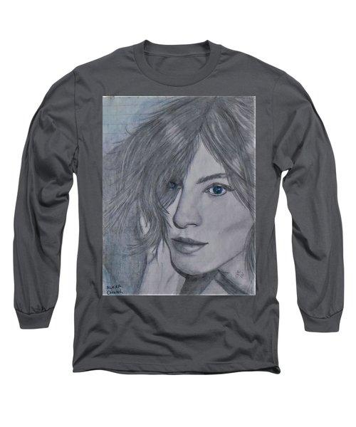 Alexa Chung Long Sleeve T-Shirt