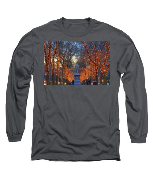 Alexander Hamilton On The Commonwealth Long Sleeve T-Shirt