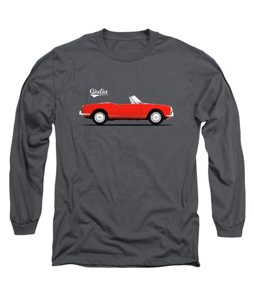 Alfa Giulia Spider 1964 Long Sleeve T-Shirt