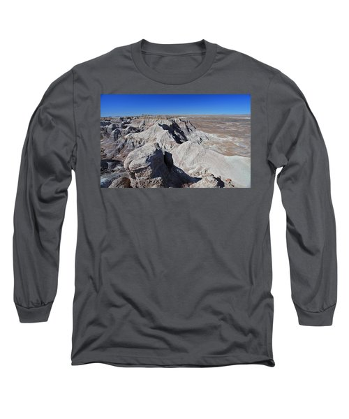 Alien Landscape Long Sleeve T-Shirt