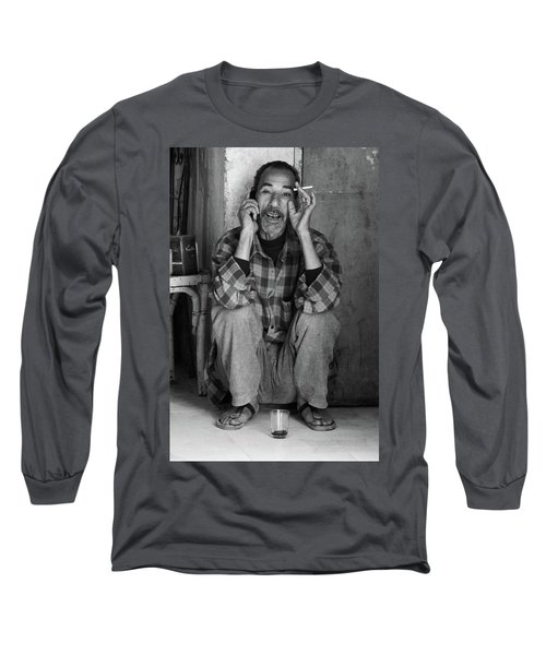 All I Need Long Sleeve T-Shirt by Jez C Self