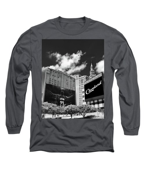 All In Cleveland Long Sleeve T-Shirt