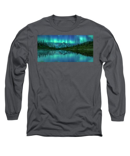 Long Sleeve T-Shirt featuring the photograph All In My Mind by Jon Glaser