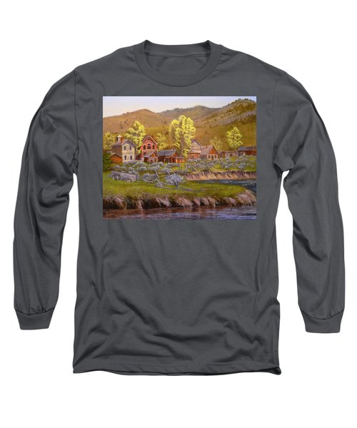 All Played Out Long Sleeve T-Shirt