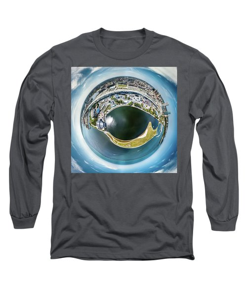 All Seeing Eye Long Sleeve T-Shirt