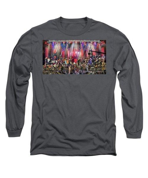 All Star Jam Long Sleeve T-Shirt