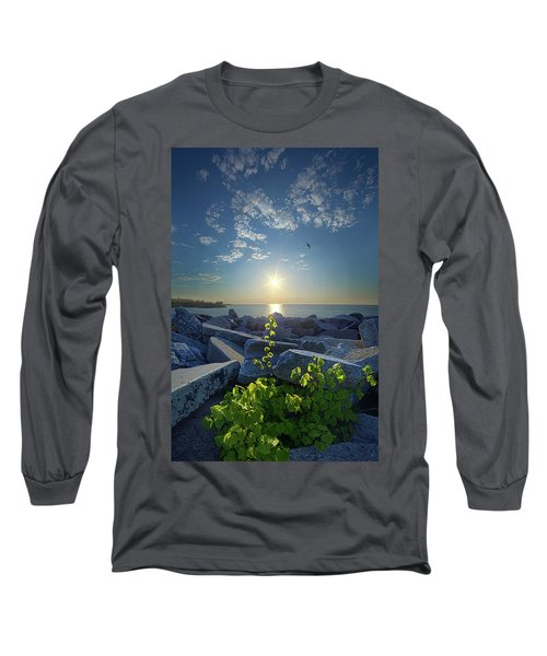 Long Sleeve T-Shirt featuring the photograph All Things Are Possible by Phil Koch