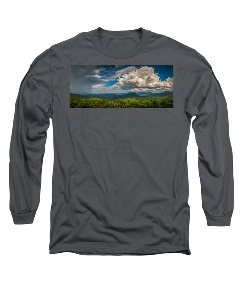 Long Sleeve T-Shirt featuring the photograph All Weather by Joye Ardyn Durham
