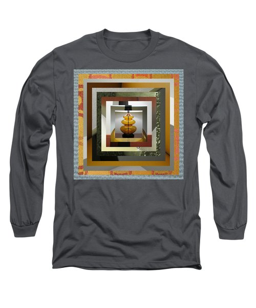 Alladin's Lamp Long Sleeve T-Shirt