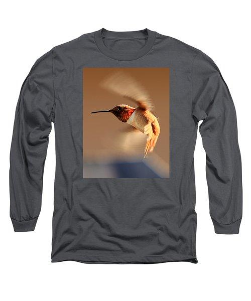 Anna's Hummer - #2 Long Sleeve T-Shirt