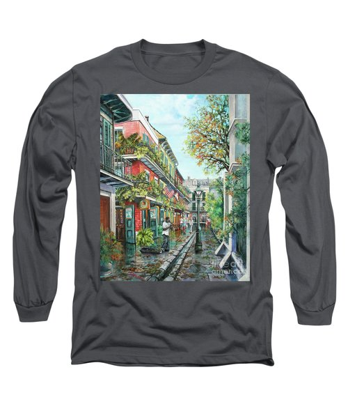Alley Jazz Long Sleeve T-Shirt