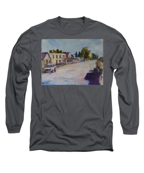 Almont  Long Sleeve T-Shirt by Helen Campbell