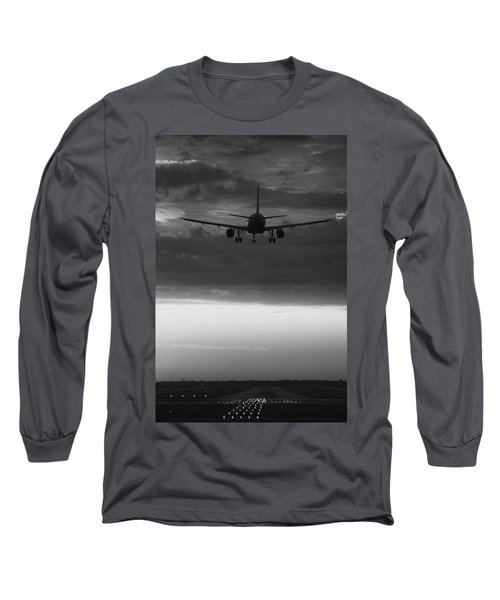 Almost Home Long Sleeve T-Shirt by Andrew Soundarajan