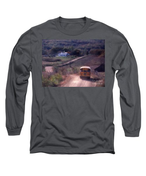 Almost Home Long Sleeve T-Shirt by Garry McMichael