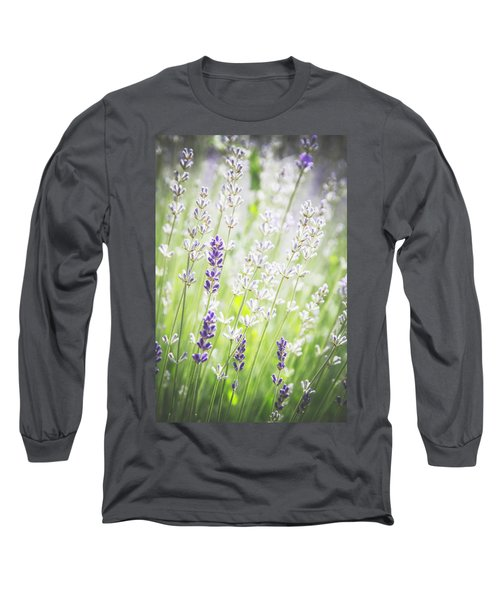 Almost Wild..... Long Sleeve T-Shirt by Russell Styles