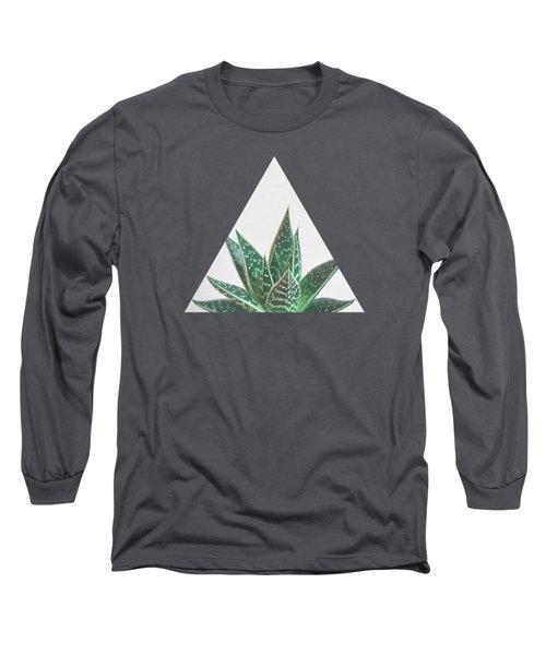 Aloe Tiki Long Sleeve T-Shirt