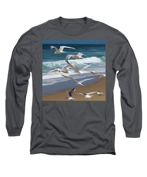 Aloft Again Long Sleeve T-Shirt