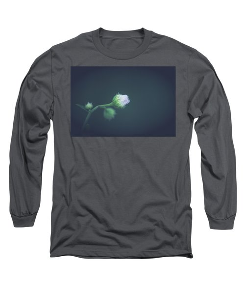 Long Sleeve T-Shirt featuring the photograph Alone In Dreams by Shane Holsclaw