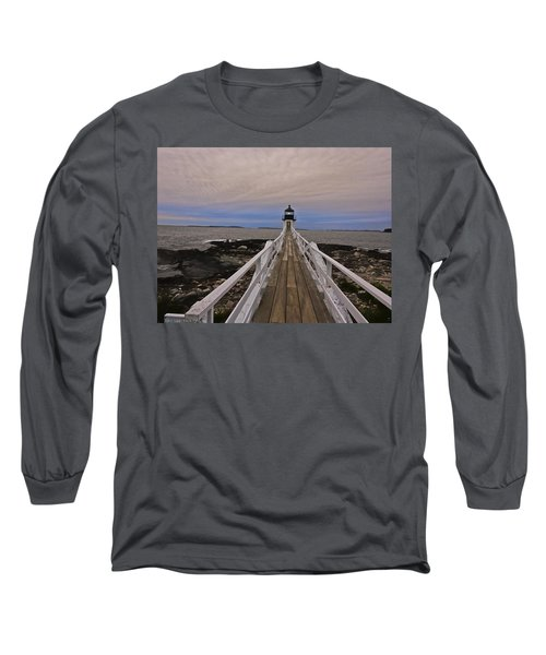 Along The Boardwalk Long Sleeve T-Shirt