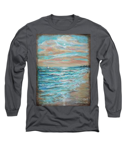 Along The Shore Long Sleeve T-Shirt